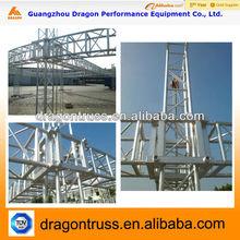 aluminum truss,roof truss design,i-beam truss