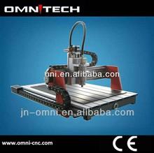 Copper aluminum gold silver desktop CNC portable MINI router 0609 OMNI 2*3