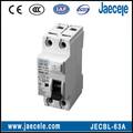 jeble serie de corriente residual interruptores de circuito de interruptor eléctrico interruptor diferencial de mcb