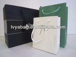 New style paper bag, gift bag, packing bag, shopping paper bag