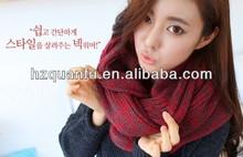 2014 wholesale neck scarf knitting pattern