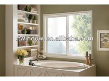 high quality competitive price glass pvc sliding windows for home design