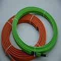 Double isolado cabo elétrico de auto-regulação de aquecimento do fio