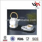 Modern Fine China Tea Set