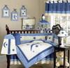 13pcs baby bedroom set