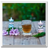 High Quality Transparent Drinking Tea Glass Cup