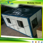 Steel Structure Cheap Portable Container House for Living