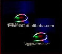 2014 factory supply led flash blink flip flops