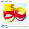 China reasonable price silicone wristband for 2014 World Cup/silicone bracelet