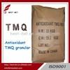 TMQ/RD antioxidant in rubber & plastics