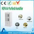 el hogar de los iones negativos nano de purificación de aire del sistema