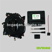 BC200 CNG fuel ecu (ecu kit for auto engine)