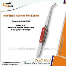 Bracket Forceps / Arrow Point Tweezers
