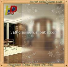 Supply Silk-screen printing glass,decorative glass,Tempered art glass