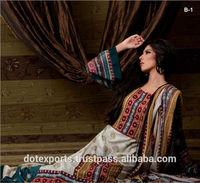 Designer Pakistani Lawn Suit