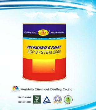 Acrylic Urethane 2K Auto Paint