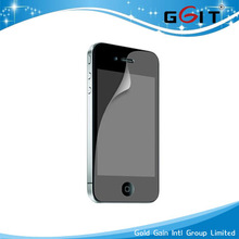 High clear screen protector for iphone 4S 4G Screen protection film for iphone 5C