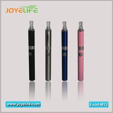 electronic cigarette rhinestone sliver button evod 1100mah battery