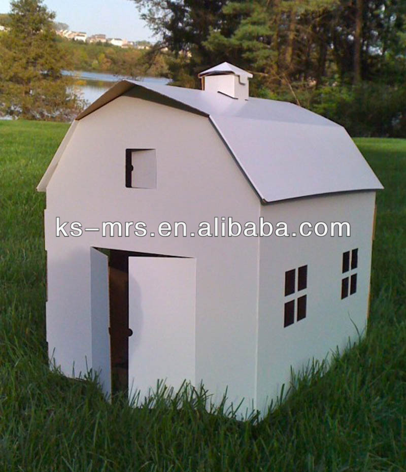 Cardboard Train Playhouse Train Cardboard Playhouse