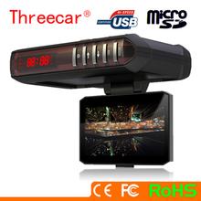 Security 3 in 1 Hot sell Strelka-ST Car black box detector de radares