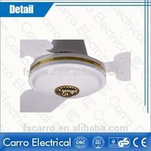 """China branded brushless dc motor ceiling fan 48"""" 56"""" brushless dc ceiling fan DC-12V48D3"""