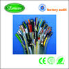 different types electric wires and cables