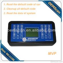 Newest software version of MVP Universal auto key programmer