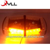 LED Emergency light bar/Mini led light bar for traffic car/led strobe light bar ,Waterproof Magnet