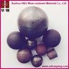 Long Life Casting Grinding Steel Ball chrome alloyed for Mining
