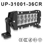 """36 watt 7.5"""" offroad LED light bar"""
