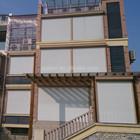 aluminium rolling shutter windows