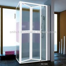 Bi-fold type Shower Enclosures, Shower Door, Air flow shower enclosures,