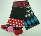 winter fashional crochet knitting shawl