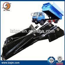 Under truck body single/double acting hydraulic jack cylinder
