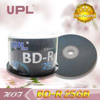 blu-ray blank discs 25gb with cake box