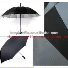 100% polyester taffeta waterproof fabric for umbrella