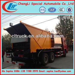 6x4 Micro Surfacing Paver truck,modified asphalt truck,asphalt spray truck
