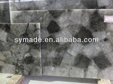 Dark smoky quartz craft/ quartz slab/ quartz spheres