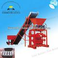 Qtj4-35b2 de fabricación de ladrillo manual máquina de la prensa