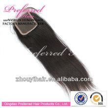 "Hot-selling 16"" 1b# light yaki Malaysian lace front closure made in china"