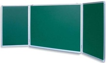 foldable whiteboard and green board