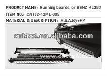 ML350 Running Boards (W166)(2012)