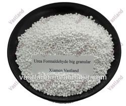 Urea formaldehyde slow release granular fertilizer