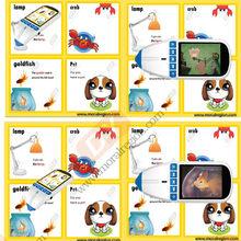 2.4 wireless reading pen, bluetooth talking pen for kids learning tools