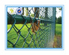 high quality and low price galvanized cyclone wire mesh fence