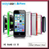 Power Bank/External Backup Battery Charger Cases/Covers for iPhone 5 with 2400mAh Capacity