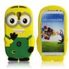 For Samsung S4 Despicable Me phone case cute cartoon 3d case