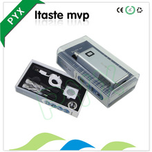 2014 100% original innokin itaste mvp2.0 with huge capacity fit for all kinds of electronic custom vaporizer pen