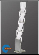 A4 Folded Literature Rack, A4 High Rack, hanging brochure holder