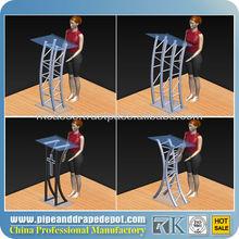 2013 RK durable plexiglass church pulpit for sale